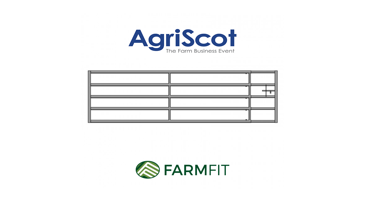 Product Innovation Award at AgriScot